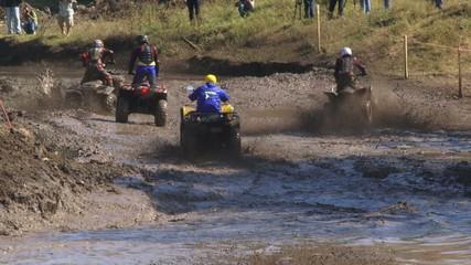 Sports race