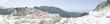 Leinwandbild Motiv quarry in carrara