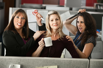 Back-stabbing Colleagues