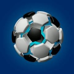 Creating a soccer ball