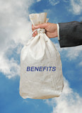 Bag with benefits poster