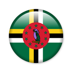 Dominica - Button