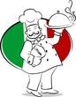 Chef line full length