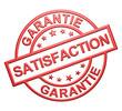 """""""Garantie Satisfaction"""" (rouge)"""