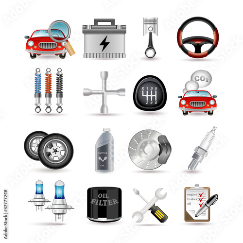 car service and parts