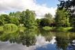 Schöner See im Britzer Garten