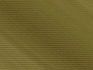 Gold Corrugated Background