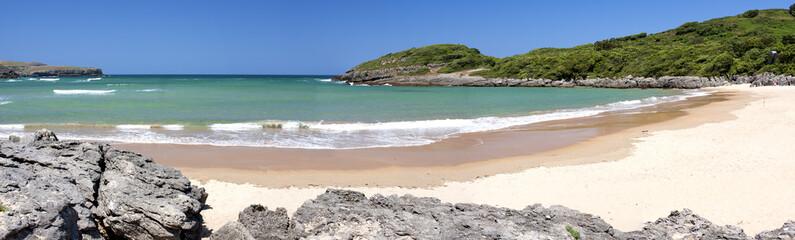 Playa cantábrica