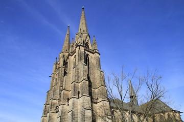 Elisabethkirche in Marburg an der Lahn