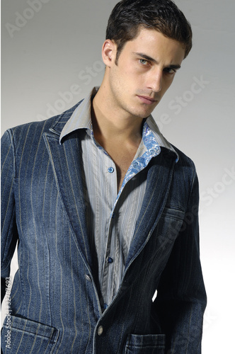 Attractive Male Model