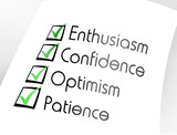 Characteristics of a good enterprising