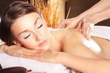 Fototapety sauna beauty5