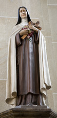 hl. Theresia statue from Vienna church