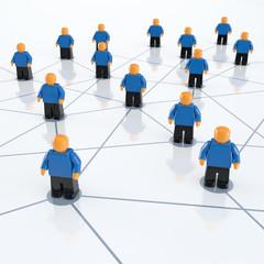 Netzwerk - Schema