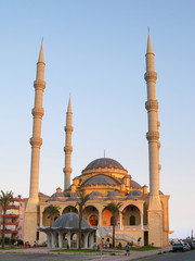 Mosque in Manavgat, Turkey