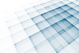 Fototapety Abstract business science or technology background