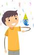 Stickman Birthday