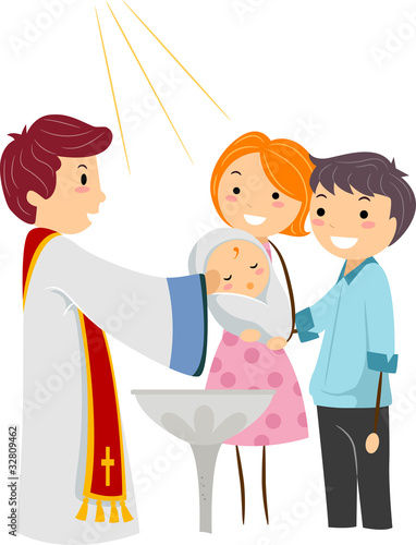 Baptism - 32809462