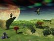 alien y nave