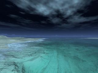 orillas de mar