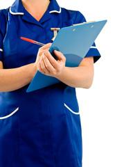hospital nursing records