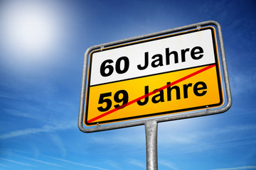60 Jahre