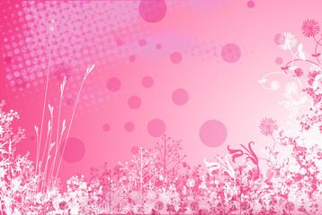 floreale rosa