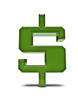Digital alphabet dollar