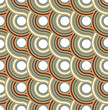 circle spiral pattern background