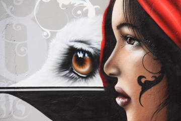 Graffiti © Marco Desscouleurs