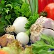 Knoblauch, Gemüse