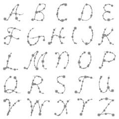 Thorn alphabet