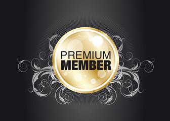 Premium Member Gold