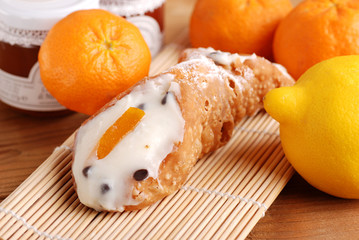 cannolo siciliano - tre