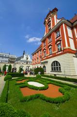 Ossolineum - Breslau - Polen
