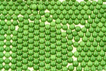 Airsoft green pellets