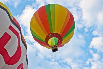 Ballon  fahren © Matthias Buehner