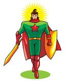 Immune Hero poster
