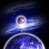 planets in the space