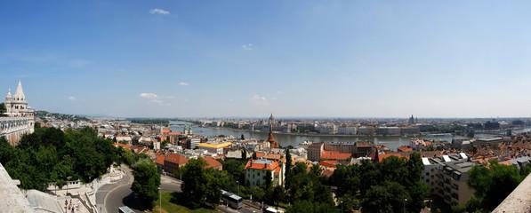 Panorama von Budapest #1
