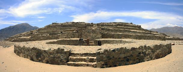 Piramide de Caral
