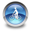 "Glossy Pictogram ""Bicycler"""