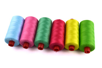 Rocchetti di filo per cucire