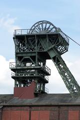 stillgelegtes Bergwerk