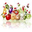 verdure natalizie