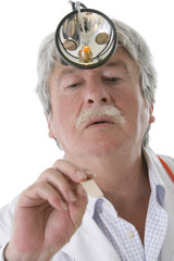consultation examen de la gorge