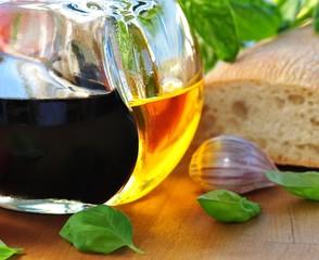Olivenöl mit Balsamico