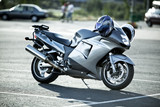 Fototapety Sport motorcycle