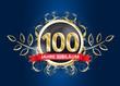 100 Jahre Jubiläum
