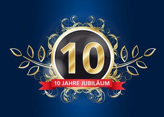 10 Jahre Jubiläum